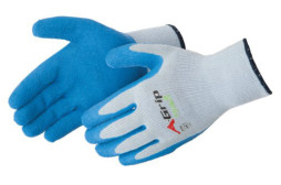 Textured Latex Palm Coated Work Gloves