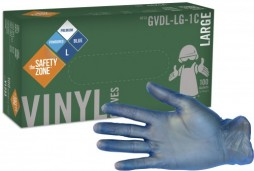 Safety Zone Vinyl Disposable Gloves